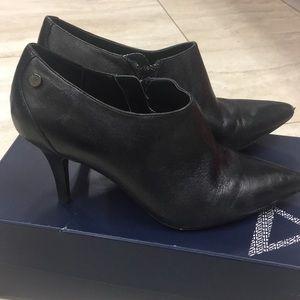 Calvin Klein booties!
